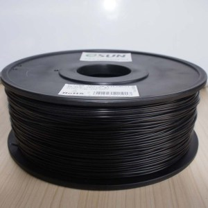 Filamento HIPS 1.75mm 1KG Nero ESUN HIGH QUALITY GARANTITA SU MAKERBOT, MULTIMAKER, ULTIMAKER, REPRAP, PRUSA