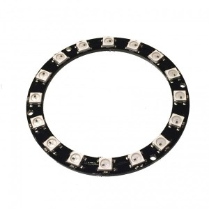 Neopixel 16 WS2812 5050 RGB LED Ring