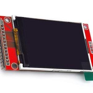 "3.3V 240x320 2.4"" SPI TFT LCD Touch Panel Porta Seriale Modulo with PBC ILI9341"