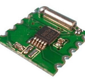 RDA5807M RRD102V2.0 stereo radio Modulo