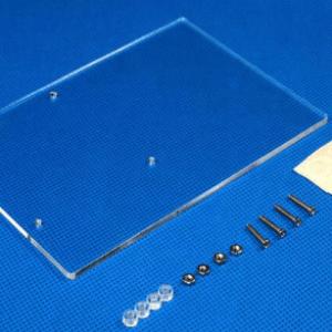 UNO R3 Acrylic Board 12cm*8.3cm