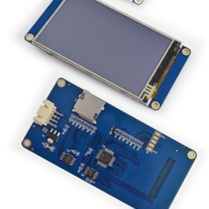 3.2-inch Touch Schermo con un GPU USART HMI image configuration Schermo font Seriale Schermo TFT LCD