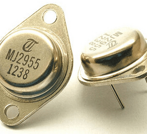 MJ2955 Trans GP BJT PNP 60V 15A 3-Pin(2+Tab) TO-3 Tray