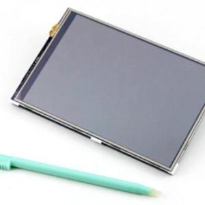 4inch LCD for Raspberry Pi B/B+/2B Touch resistive Schermo