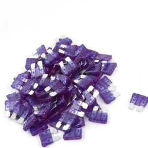 35A Middle Size Fuse Price for 100pcs