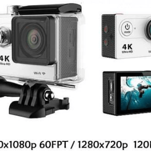 4K Camcorder SJ5000 Waterproof DV VCR Aerial Sports HD 1080P Diving