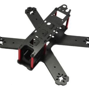 QAV180 Caron Fiber FPV Quadcopter