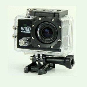 "Waterproof Sport HD DV Digital Video Camera WiFi Version 2"" LCD Display 170° Wide Angle H.264 12.0MP 1080P HD"