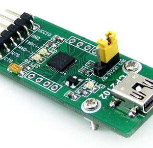 CP2102 USB UART Board (mini) Data Transfer Convertor Communication Modulo Scheda di Sviluppo
