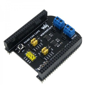 BeagleBone BB BLACK GPIO RS485 CAN Shield