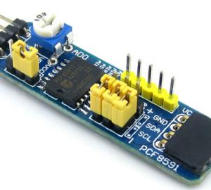 PCF8591 AD DA Board PCF8591T A/D D/A Convertitore Evaluation Development Modulo Kit