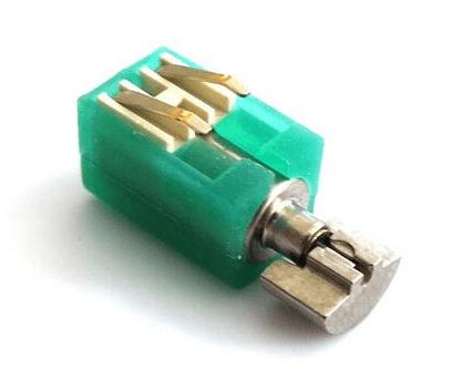 4 * 8 Micro Vibrazione Motore (shrapnel) 3V mini coreless Motore