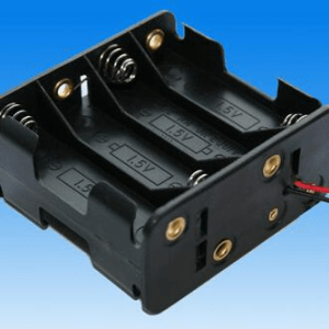 8AA contenitore batterie