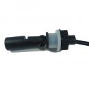 E type Corrosion / PP / plastic duckbill / side-mounted float Pulsante / level Pulsante / level Pulsante / level Sensore