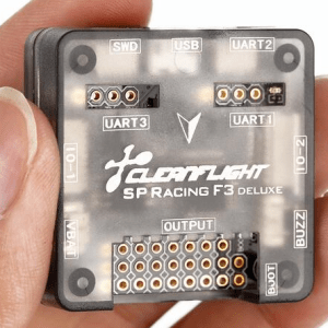 NAZE32 SP Racing F3 Flight Control DELUX 10DO For Multicopter