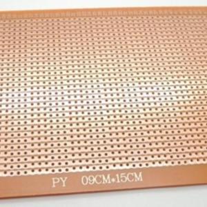 9x15 2.54 Zebra Crossing PCB Circuit Board