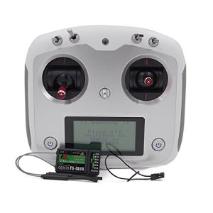 Flysky FS-i6S 2.4G 10CH AFHDS Transmitter With FS-iA6B Receiver