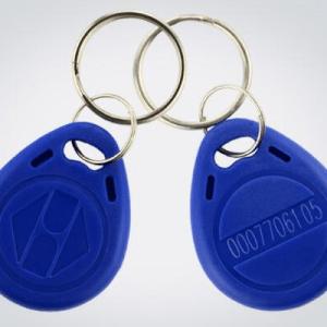 2 Pezzi RFID Tag Leggibili 125Khz EM4100 ID Card