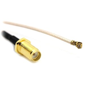 Cavo Connettore Antenna SMA Femmina a UFL 20CM