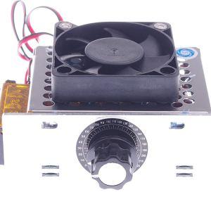 Modulatore di ampiezza impulso a 4000W AC 0-220V 20A PWM Regolatore di velocità motore elettrico