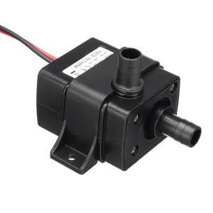 MINI DC12V Brushless Pompa AD20P - 1230A 4.8W IP68 Hmax 300CM Qmax 240 L/H