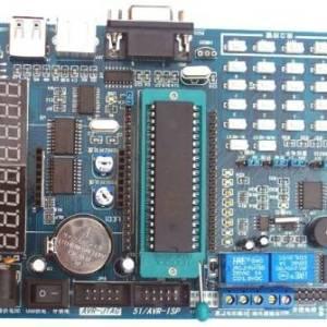 51 schede di sviluppo MCU, 51 schede di sviluppo per schede di apprendimento, download ISP automatico
