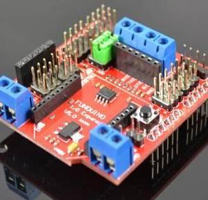 Scheda di espansione del sensore Arduino Xbee V5, interfaccia Bluetooth con RS485 BLUEBEE