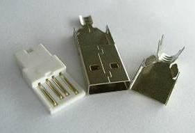 Spine di tipo A con cavo ricollegabile USB 3 Pezzi