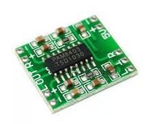 2 pezzi Scheda amplificatore digitale ultraminiaturizzata La scheda amplificatore digitale di classe D 2 * 3W può effettivamente