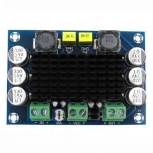 Scheda TPA3116D2 DC 12-26V 100W TPA3116DA Amplificatore audio digitale mono canale XH-M542