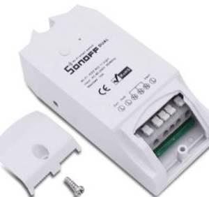 SONOFF. Telecomando Wifi doppio canale 2 canali