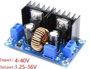 XH-M407 Modulo step-down DC XL4016E1 Regolatore 8A ad alta potenza regolabile con DC-DC regolato