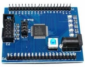 Xilinx XC9572XL Scheda di sviluppo / apprendimento CPLD con 4 LED