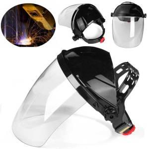Maschera per saldatura protegge dai raggi ultravioletti