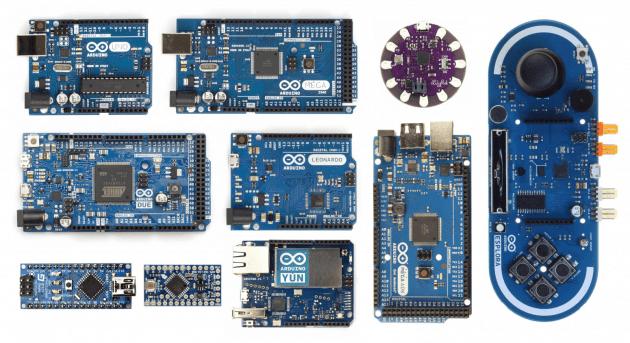 Placas Arduino