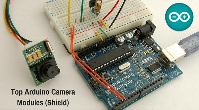 Top Arduino Camera Modules (Shield)