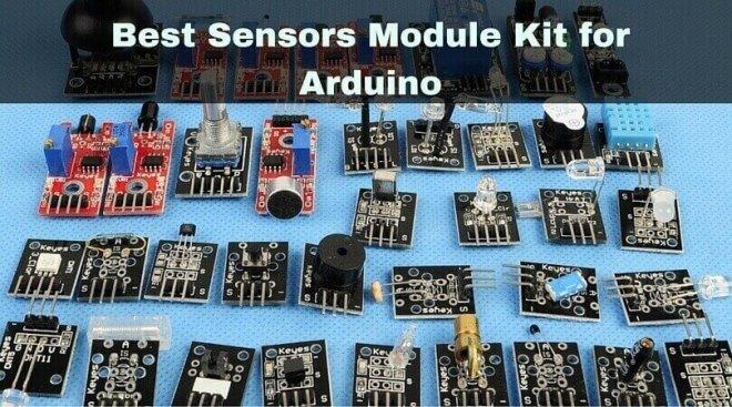 Best Sensors Module Kit for Arduino