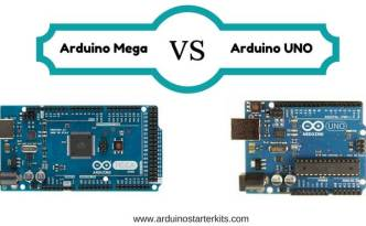 Arduino Mega vs. UNO Reviewed and Compared