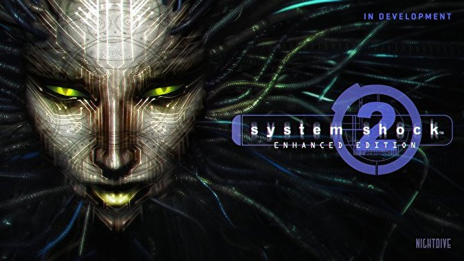 20 years after release, System Shock 2 is finally getting an Enhanced Edition