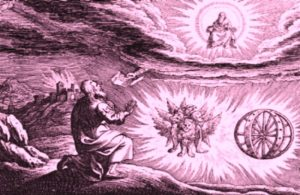 Ezekiel encounters ancient aliens