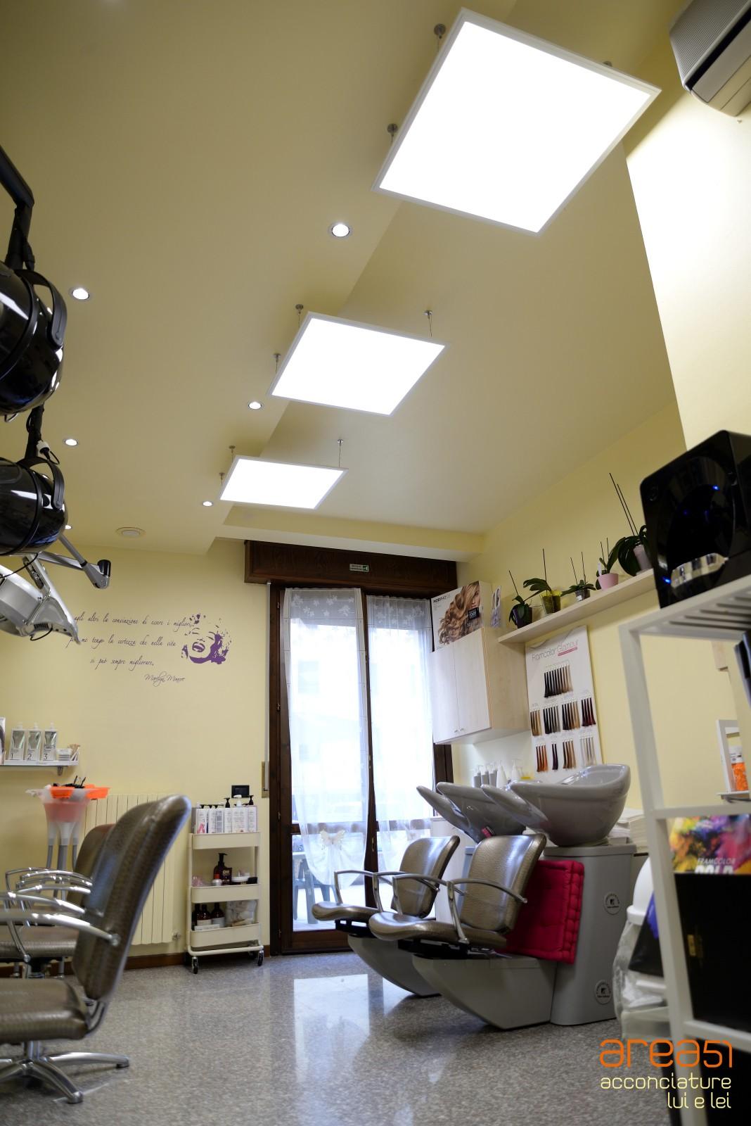 Illuminazione LED Progetto