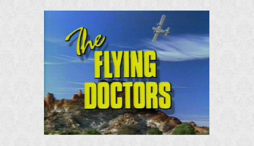 The Flying Doctors: Series 1 on DVD