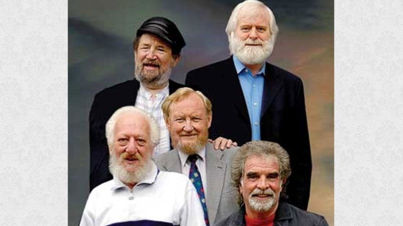 The Dubliners in 2011