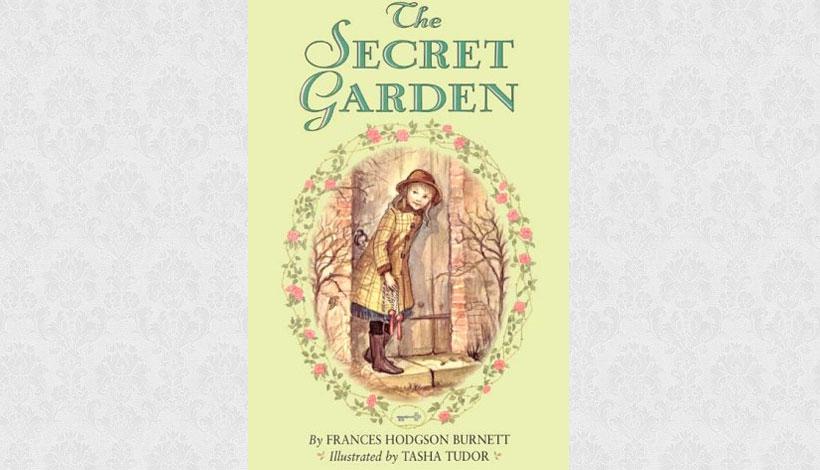 The Secret Garden by Frances Hodgson Burnett (1911)