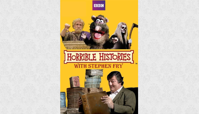 Horrible Histories with Stephen Fry (2011)