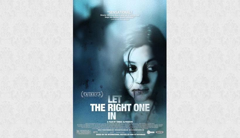 Låt den rätte komma in – Let the Right One In (2008)
