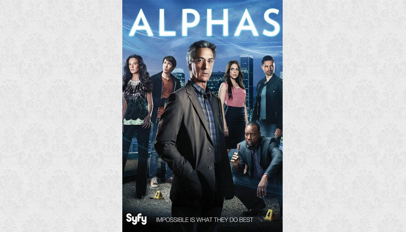 Alphas: Series 1 (2011)