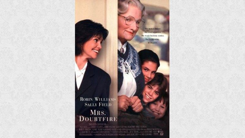 Mrs Doubtfire 1993