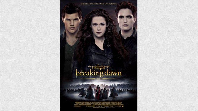 The Twilight Saga: Breaking Dawn Part Two 2012