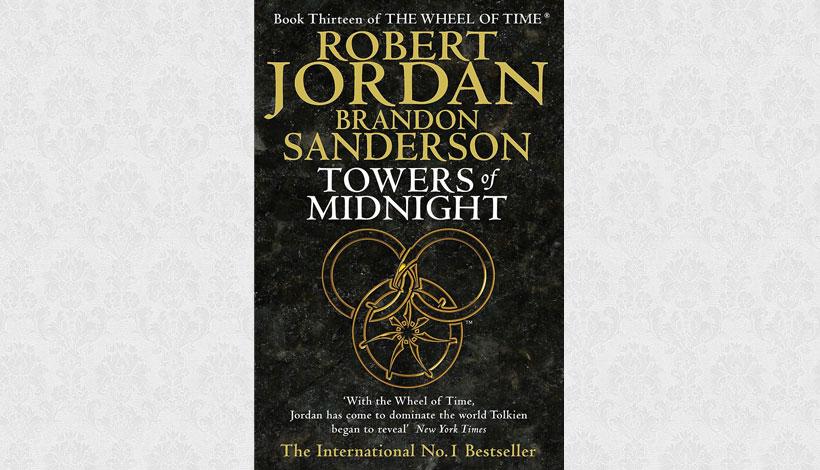 Towers of Midnight by Robert Jordan and Brandon Sanderson (2010)